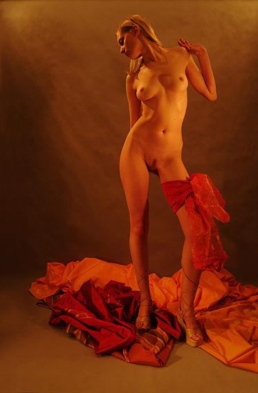Erotic photo art